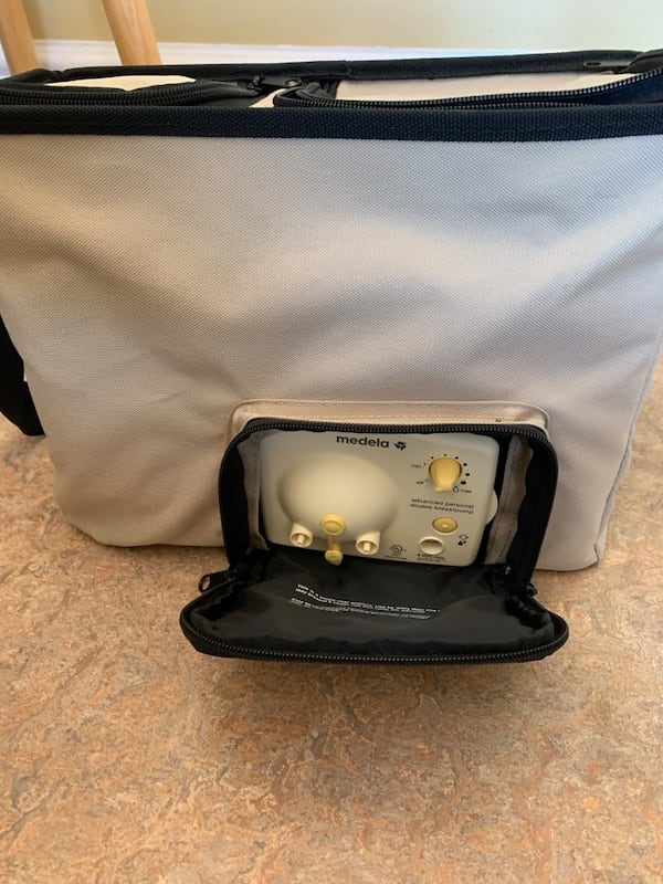 Used Medela Advanced Personal Double Breast Pump For Sale In Los