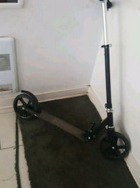 black and gray kick scooter Laval, H7N 5H3