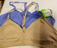 2Pk Hanes Girls Sport Bra Washington, 20011
