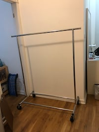 Need Space ? Collapsible Sturdy Clothes Rack New York, 10031