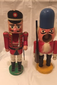 Two Nutcrackers for Christmas