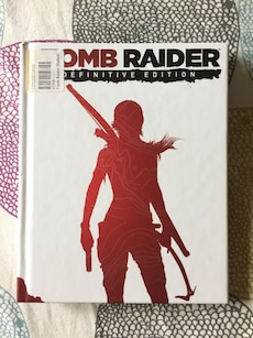 Tomb Raider Xbox One Edición Definitiva