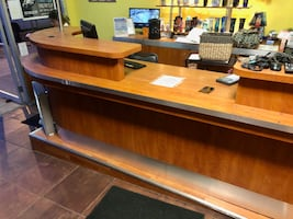 12' front counter