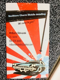 Car detailing|Southern Charm Mobile Columbia, 38401