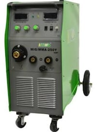 Used Hyl 250 Mig Welder For Sale In Roselle Letgo