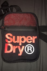 SuperDry Pouch Washington