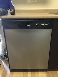 Refrigerator, Washer Dryer Combo, Stove, Dish washer McLean
