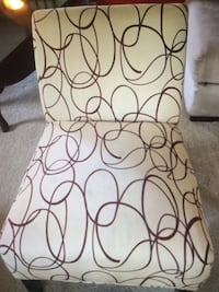white and black floral sleeveless dress Catonsville, 21228