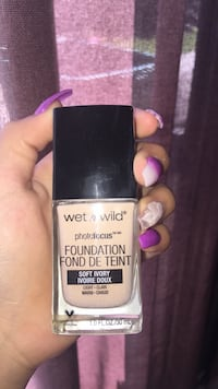 wet n wild  foundation(not used) Ventura, 93004