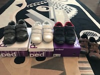 Collection of Boys Pediped shoes s.32 s.1-1.5
