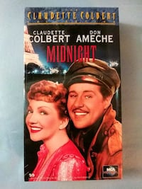 Midnight vhs (New) Glen Burnie