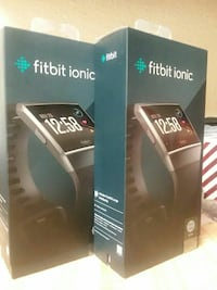 two Fitbit Ionic boxes Shreveport, 71105