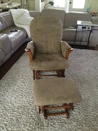Motion chair with motion footstool North Port, 34288