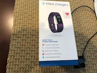 Fitbit Charge 2 fitness tracker box Toms River, 08757