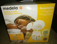 Medela double electric breast pump Liberty, 64068