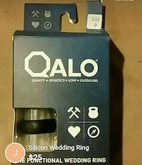 Qalo silicon wedding ring pack Vaughan, L4J 6Z2