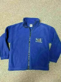 Girls Fleece Jacket M