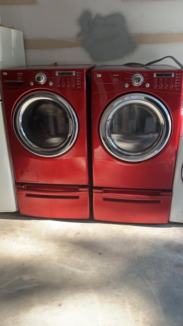 Front loaders washer and electric dryer a94b1032-b655-40c0-84c8-8b982277dfcc