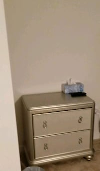 Silver side tables 2 for $100 Alexandria, 22309