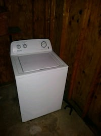 white top-load clothes washer Charter Township of Clinton, 48035