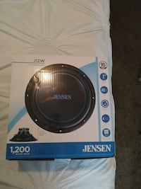 12inch subwoofers
