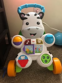 Toys for walking and learning.  Virginia Beach, 23464