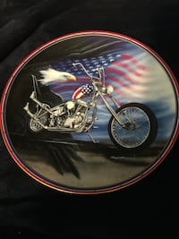 Easyriders 1995 Plate Collection Stockton, 95205