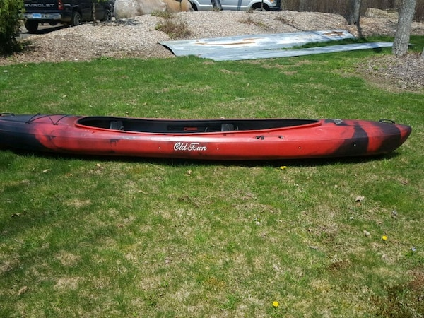 Old Town Twin Otter Kayak