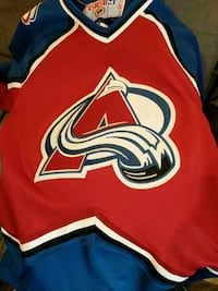 Colorado Avalanche jersey CCM Medium Ottawa, K1L 5N1