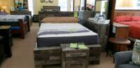 Queen 4pc bedroom set Hagerstown, 21740
