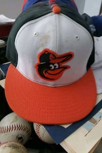 Baltimore Orioles Fitted Cap