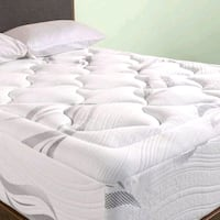 Mattress + Bed frame Full memory foam 12 inch 41 km