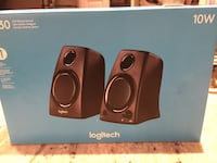 Logitech speakers - BNIB