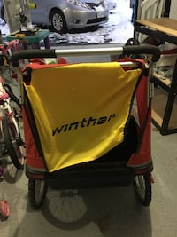 Winther dolphin XL Bicycle trailer