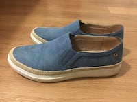 Brand new, light blue loafers 7.5  Pointe-Claire