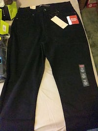 Womens black levis. All size 12.  Chicago, 60634