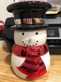 Bath&Body Works Snowman Candle Holder Rockville, 20853