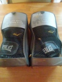 Brand new boxing glives never used