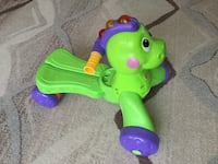 Fisher Price Dyno with Wheels Music, Songs and lights  Mont-Royal, H3R 1G7