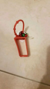 Christmas Hand Sanitizer holder
