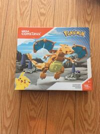 Pokémon LEGO set brand new