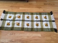 BRAND NEW HAND MADE TABLE RUNNER DIM 47x19 INCHES. Montréal, H9K 1S7