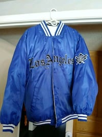 Blue and White sports jacket Bakersfield