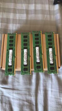 4gb(4x1gb) ddr3 ram College Park, 20740