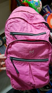 Pink Tug backpack Chantilly, 20152
