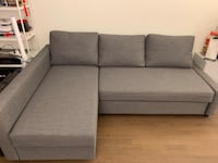 Moving out on Dec 20! Moving Sale! Sofa Bed! Use for 6 months Only! Like New. Can be Break down to pieces.  224 mi