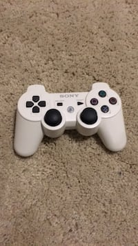 white Sony PS3 game controller Silver Spring, 20906