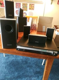 SAMSUNG 5.1 HOME THEATER SYSTEM