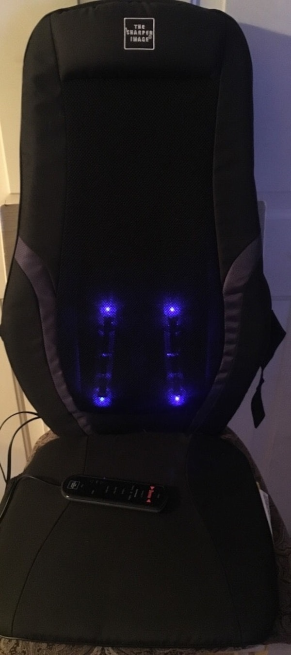 Used Sharper Image Shiatsu Massage Cushion For Sale In Las Vegas Letgo