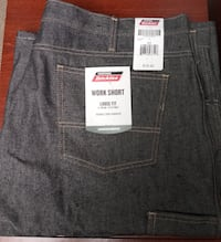 Men's Long work Shorts